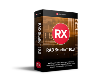 RAD Studio 10.2 Professional